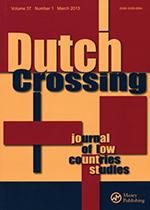 dutch crossing omslag